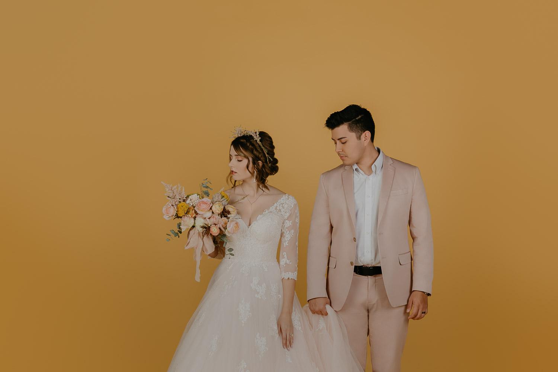tulsa-wedding-photographer-studio-yellow-backdrop