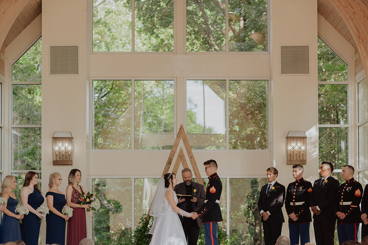 Glass-Chapel-Wedding-Ceremony-Summer-Tulsa-Wedding-Photographer-Jordan-Taylor