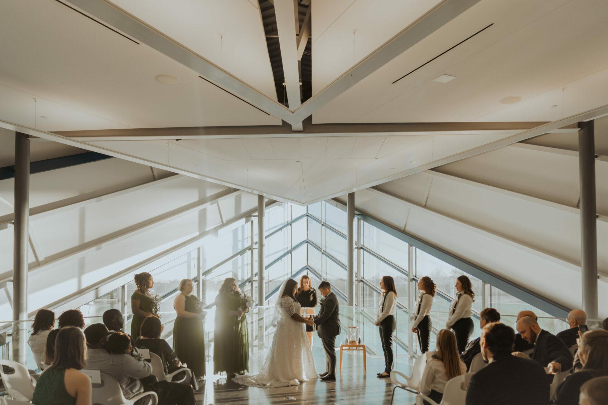 best ceremony lighting