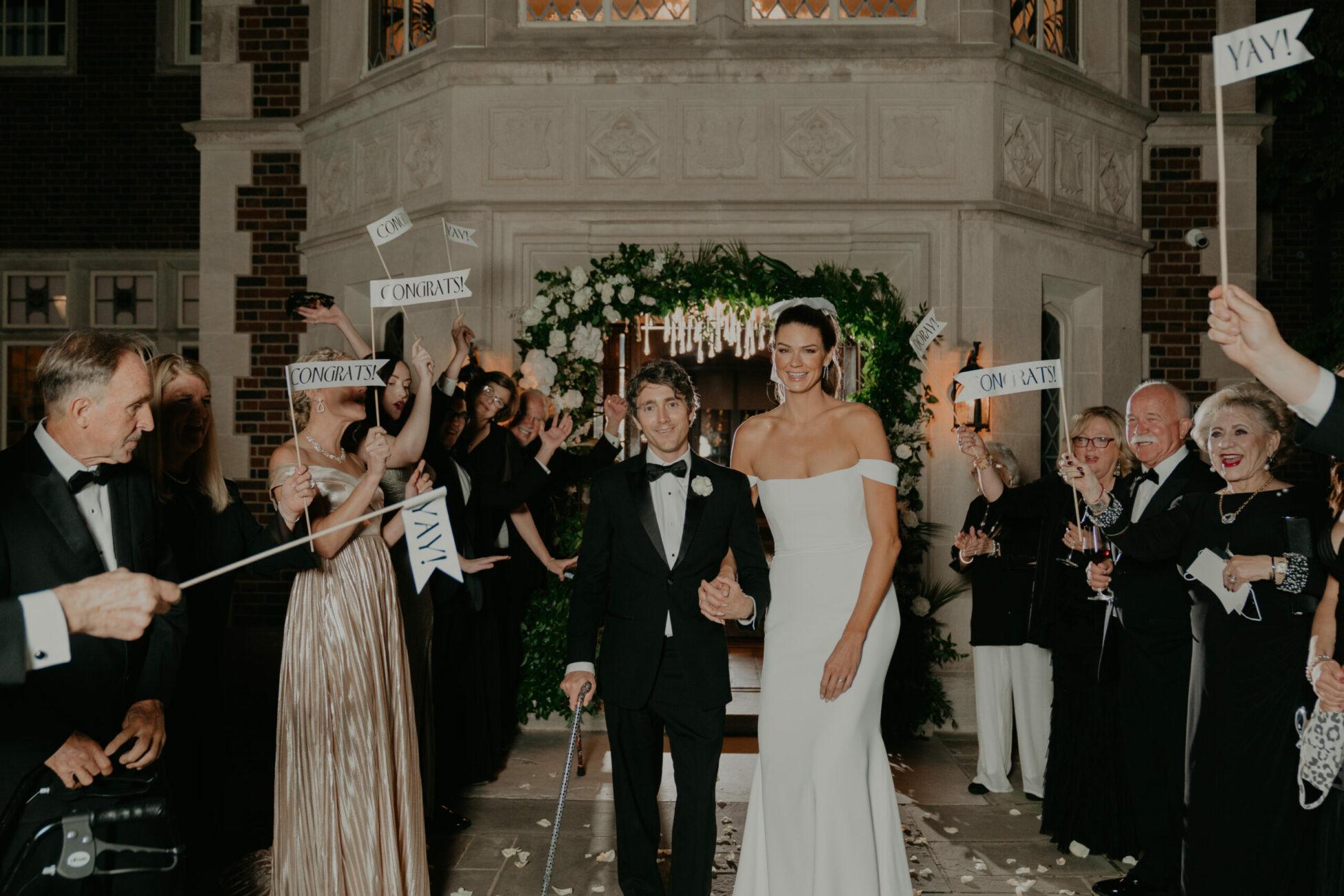 Harwelden-Mansion-Intimate-Wedding-Flower-Petal-Grand-Exit-Tulsa-Wedding-Photographer