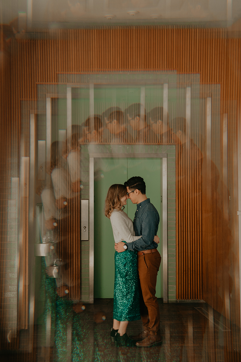 the-vault-restaurant-tulsa-engagement-session-film-vintage-retro-mid-centrury-modern