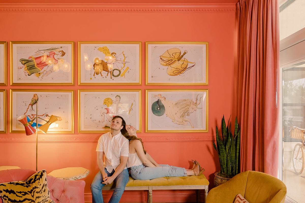 the-bradford-house-engagement-wedding-couple-session-photos-pink-vintage-interior-design-okc-wedding-photographer